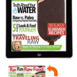 raw food recipes for the summer
