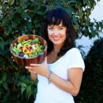 Christine Roseberry Raw Food Chef profile for Raw Food Magazine