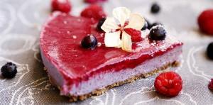 Blueberry Raspberry Cheesecake FTR