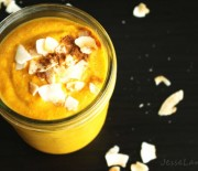 Turmeric and Mango Smoothie