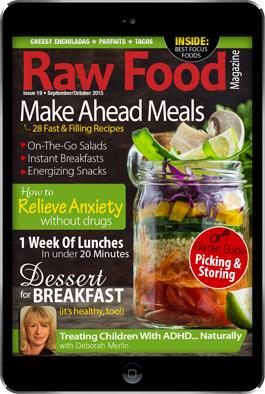 Raw Food Magazine Issue 19