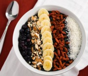 Berry Crunch Smoothie Bowl