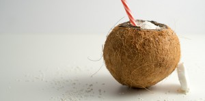 Coconut Cooler Smoothie