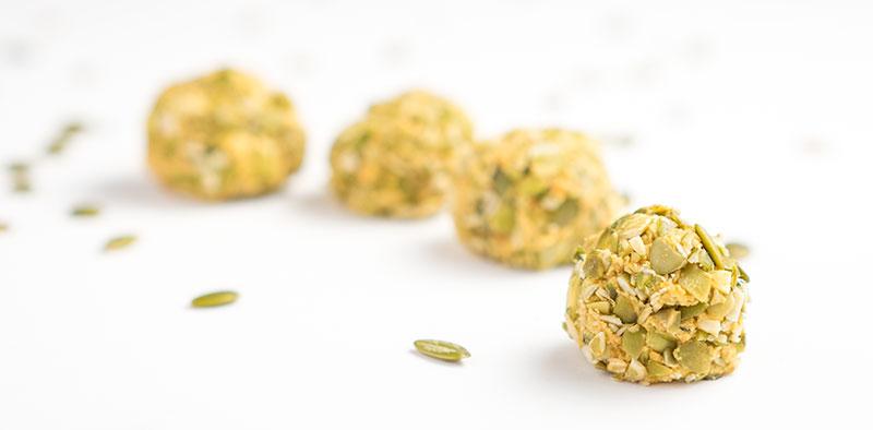 Pumpkin Seed Dulse Bites