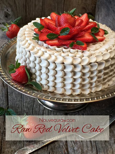 Cake Decorating Red Velvet Cake Prezup for