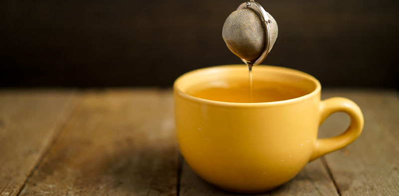 Two Amazing Teas