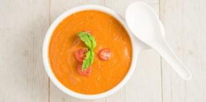 chunky tomato basil soup