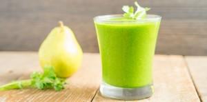 cleanse cilantro smoothie