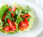 Eggless Cabbage Wrap