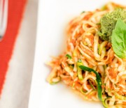 Pesto Marinara Pasta