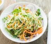 Sesame Ginger Detox Salad