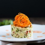 Raw Couscous — Mediterranean Style!