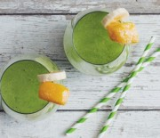 Coconut Mango Green Smoothie