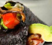BLT Avocado Nori Wraps