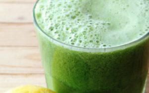 Celery Apple Green Lemonade