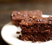 Chocolate Brownie Bars