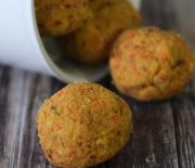 Carrot Bliss Balls