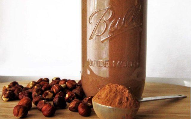 Hazelnut Chocolate Milk