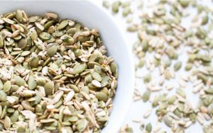 spicy seed mix