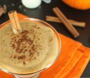 Vanilla Pumpkin Spice Smoothie