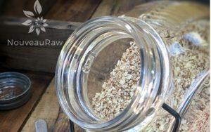 almond flour raw FTR