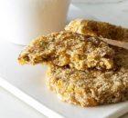 Raw Vegan Oatmeal Cookies