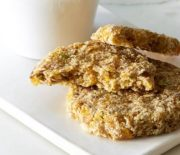 Raw Vegan Oatmeal Cookies