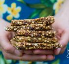 Banana Buckwheat Bars