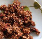 Super Raw Buckwheat Granola