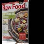 3D Jaunary Cover Raw Food Magazine