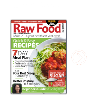 Easy raw vegan recipes mag raw food magazine easy raw vegan recipes mag forumfinder Gallery