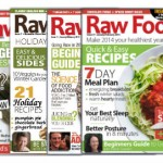 raw food magazine issues
