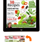 spring special for raw food recipes