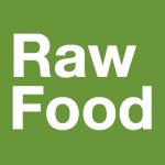 raw food magazine logo