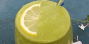 Green Lemon Drop Smoothie Ftr