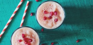 Pomegranate Punch Smoothie