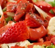 Strawberry Cauliflower Salad