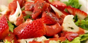 Strawberry Cauliflower Salad Ftr