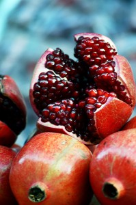 Pomegranate anti-inflammatory