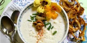 Spicey Corn Chowder FTR