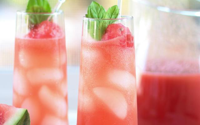Watermelon Shrub: A Probiotic Summer Drink