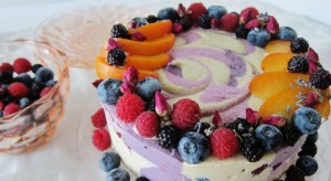 Summer Fruit Cake FTR