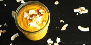 Turmeric and Mango Smoothie FTR