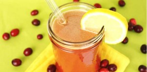 Cranberry Apple Detox Juice FTR
