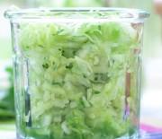Spicy Jalapeno Sauerkraut