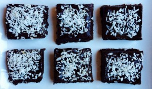 Raw Brownies FTR