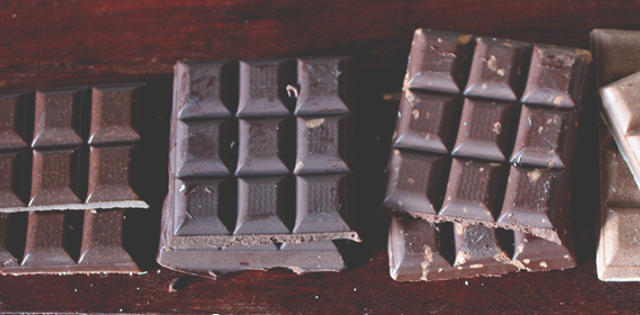 Agave Free Raw Chocolate