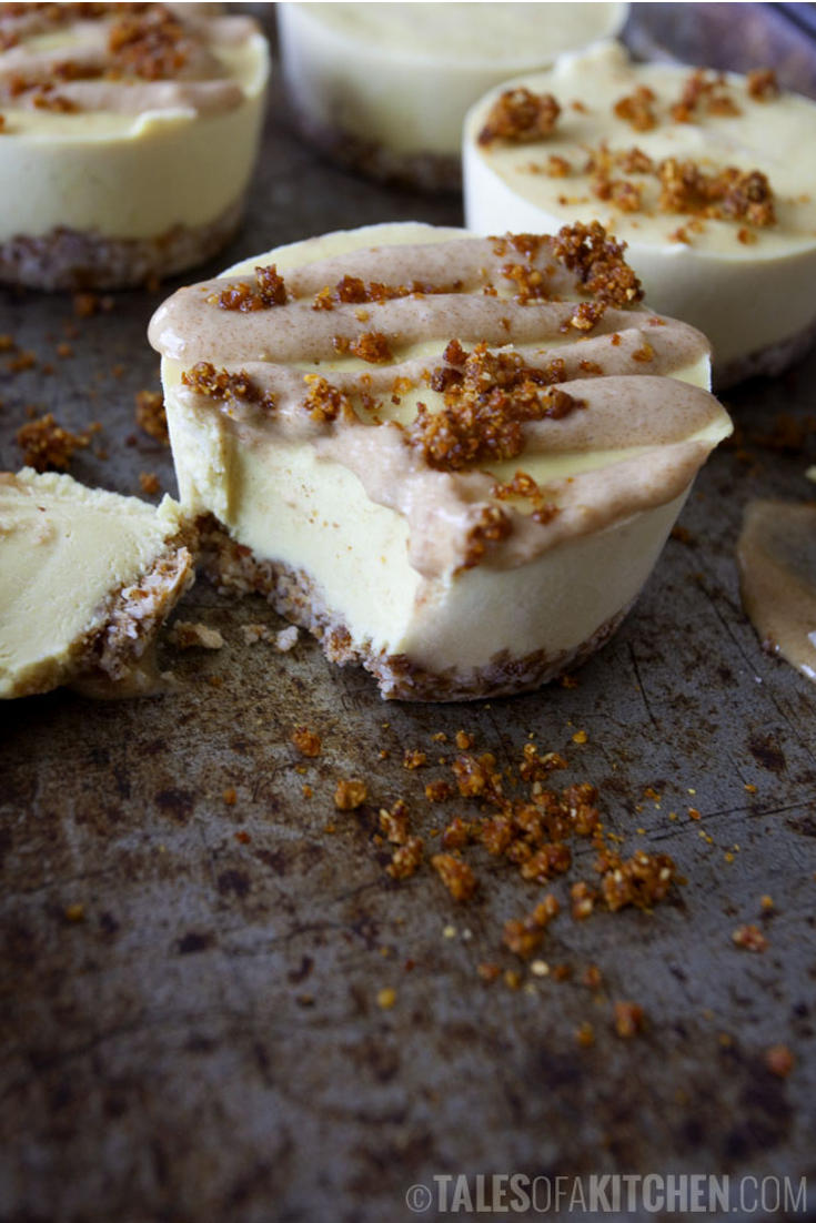 Ginger Turmeric Cheesecake Pin