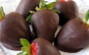 Chocolate Strawberries FTR