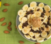 Nutty Banana Raisins